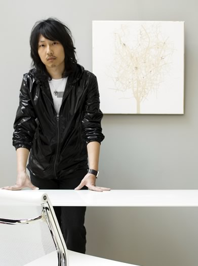 The artist Lee Jang Sub